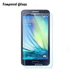 Ekrāna aizsargstikls Tempered Glass priekš Samsung Galaxy A3 (A300F)
