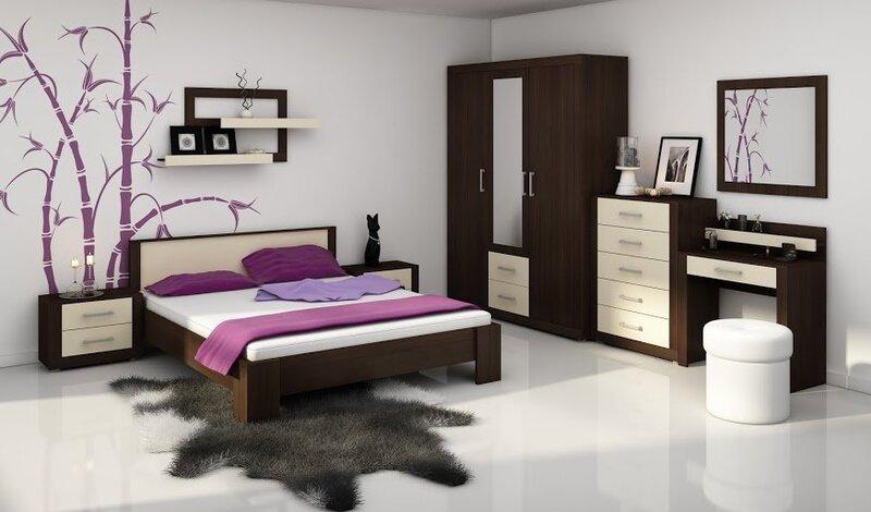 Кровать Viki 160x200см