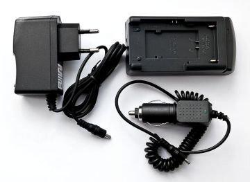 Akumulatoru lādētājs Casio NP-50, KLIC-7003