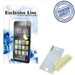 ExLine HTC Desire 320 ekrāna aizsargplēve Glancēta cena un informācija | ExLine HTC Desire 320 ekrāna aizsargplēve Glancēta | 220.lv