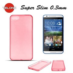 Telone Ultra Slim 0.3mm Back Case HTC Desire 820 super plāns telefona apvalks Koraļu