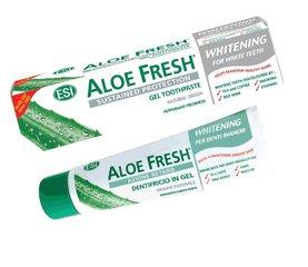 Balinoša zobu pasta ESI Aloe Fresh Whitening 100 ml