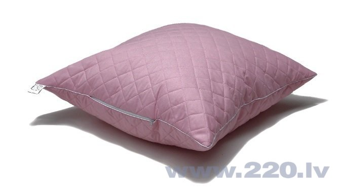 Spilvens rozā krāsā cena un informācija | Spilveni | 220.lv