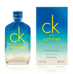 Tualetes ūdens Calvin Klein CK One Summer 2015 edt 100 ml
