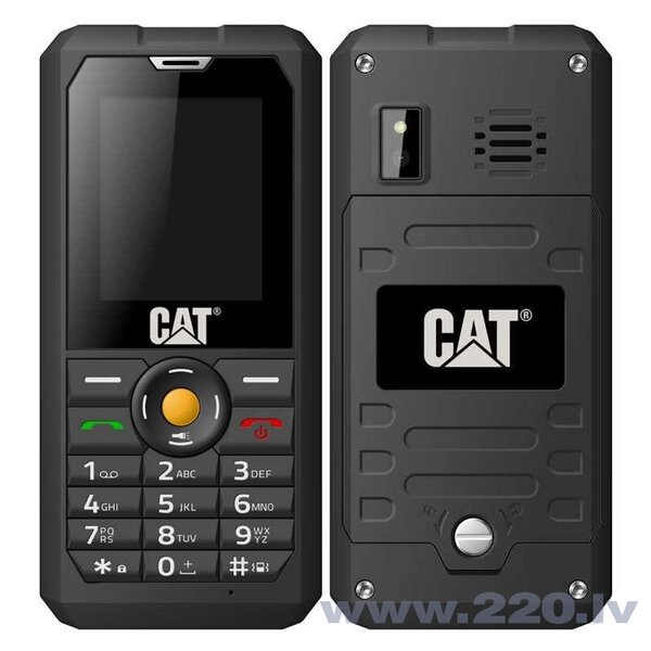 CATerpillar CAT B30 Dual Black (Melns)