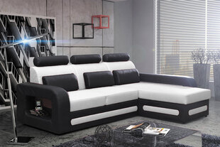 Mīksts stūra dīvāns Bergamo Mini