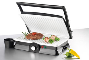 Гриль BBQ  Keramik Gourmetmaxx Turbo Plus цена и информация | Elektriskie grili un marinatori | 220.lv