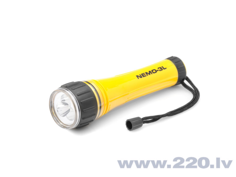 Ūdensizturīgs LED lukturis Falcon Eye NEMO-3L