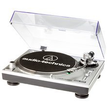 """Audio Technica AT-LP120-USBHC Direct-Drive Professional Turntable (USB &amp"