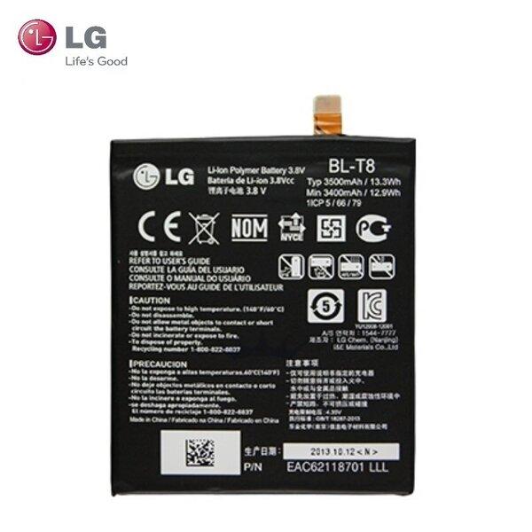 LG BL-T8 Oriģināls Akumulators G Flex D950 D955 F340 Li-Ion 3400mAh EAC621118701 (M-S Blister)
