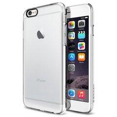 Чехол-крышка Spigen Thin Fit для Apple iPhone 6, Прозрачный