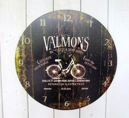 Sienas pulkstenis Valmons