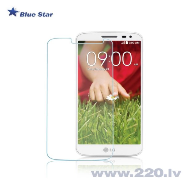 BS Tempered Glass 9H Extra Shock Aizsargplēve-stikls LG D620r G2 Mini (EU Blister)
