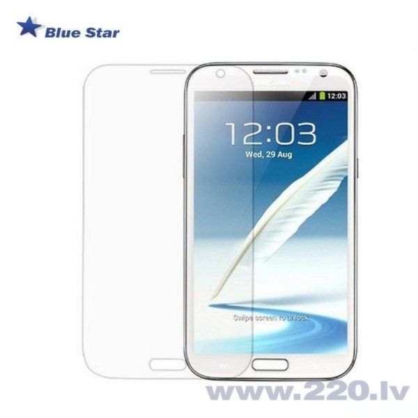 BS Tempered Glass 9H Extra Shock Защитная пленка-стекло Samsung N7100 Note 2 (EU Blister)