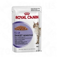 Kaķu barība Royal Canin Digest Sensitive Pouch 85 g