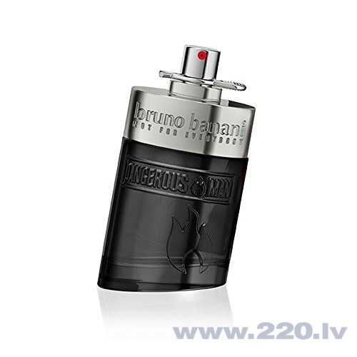 Tualetes ūdens Bruno Banani Dangerous Man edt 30 ml