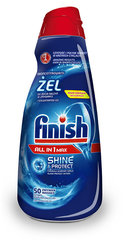 "Trauku mazgāšanas želeja ""Finish All in 1 Max Shine & Protect"", 1 L"