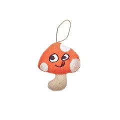 Rotaļlieta kaķiem Comfy Mushroom cena un informācija | Rotaļlietas kaķiem | 220.lv