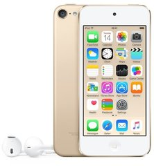 Apple iPod Touch 32GB 6th gen (золотой)