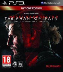Metal Gear Solid V The Phantom Pain, PS3