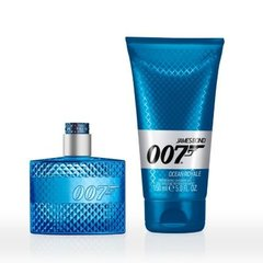 Komplekts James Bond 007 Ocean Royale edt 50 ml + dušas želeja 150 ml