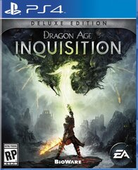 Dragon Age Inquisition, PlayStation 4