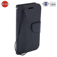 Чехол-книжка Telone Fancy Diary Book Case со стендом для Samsung A800 Galaxy A8 Черный