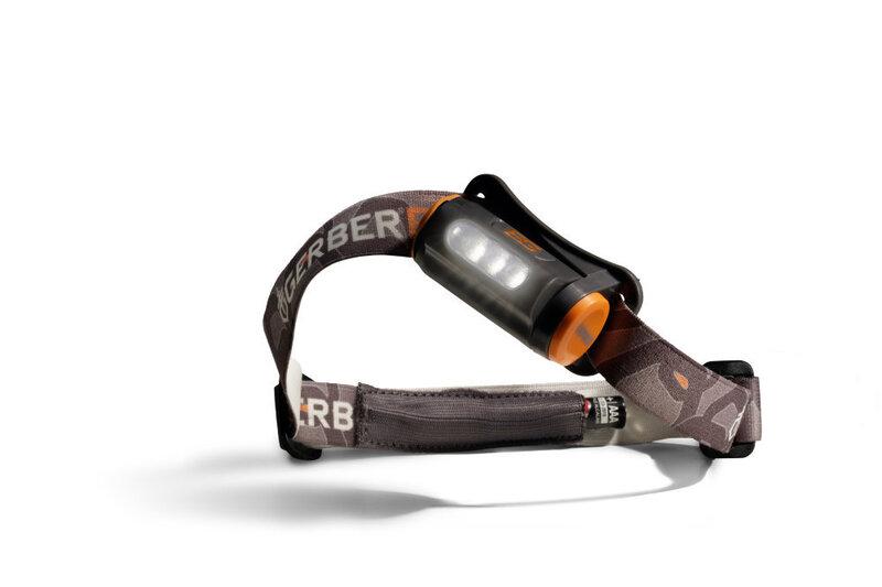 Prožektors Gerber Bear Grylls Hands-Free Torch