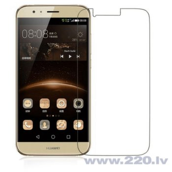 ExLine Huawei Ascend G8 ekrāna aizsargplēve Glancēta