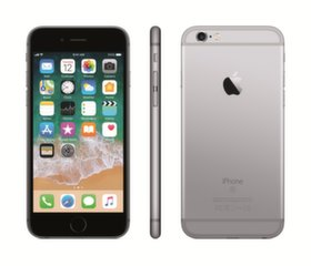 Apple iPhone 6s 128GB Space Gray (Astropelēks)
