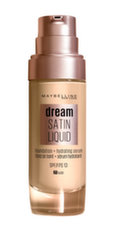 Grima bāze Maybelline Dream Satin Liquid SPF13 30 ml