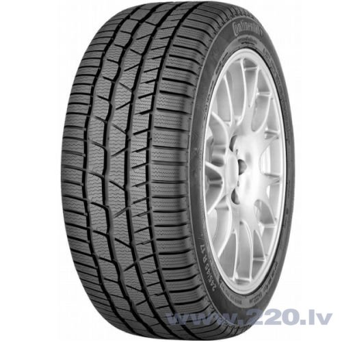 Continental ContiWinterContact TS 830 P 255/60R18 108 H