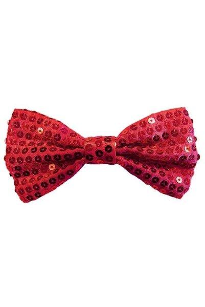 Disko tauriņš - sarkans