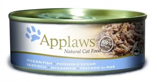 Konservi kaķiem Applaws Cat Ocean Fish, 156 g