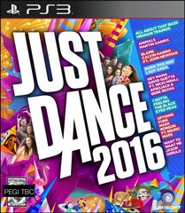 Just Dance 2016, PS3