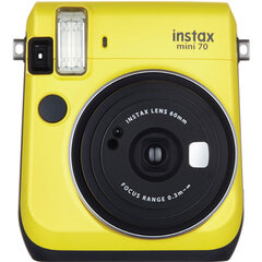 Fujifilm Mini 70 (Canary Yellow) Dzeltena