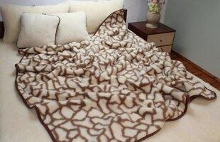 Однослойное одеяло Merino Жираф цена и информация | Segas | 220.lv