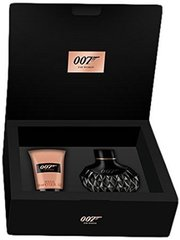 Komplekts James Bond 007 For Women edp 30 ml + dušas želeja 50 ml