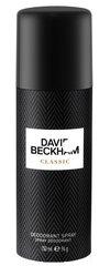 Dezodorants David Beckham Classic, 150 ml cena un informācija | Kosmētika vīriešiem | 220.lv