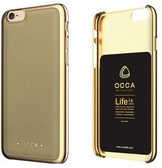 OCCA Back cover for iphone 6s Absolute Khaki