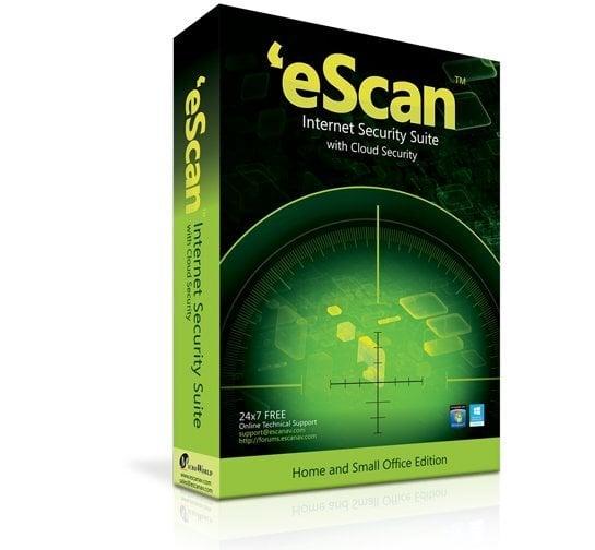 eScan Internet Security Suite with Cloud Security BOX LV цена и информация | Antivīrusa programmatūras | 220.lv