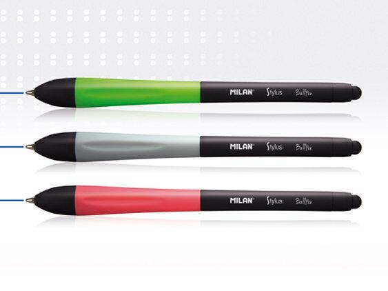 Pildspalva Milan Stylus, zila BWM10322