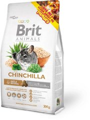 Šinšillu barība Brit Animals Chinchilla 300 g