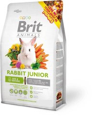 Trušu barība Brit Animals Rabbit Junior 1,5 kg