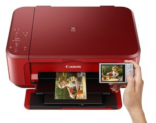 Canon PIXMA MG3650 WiFi Red