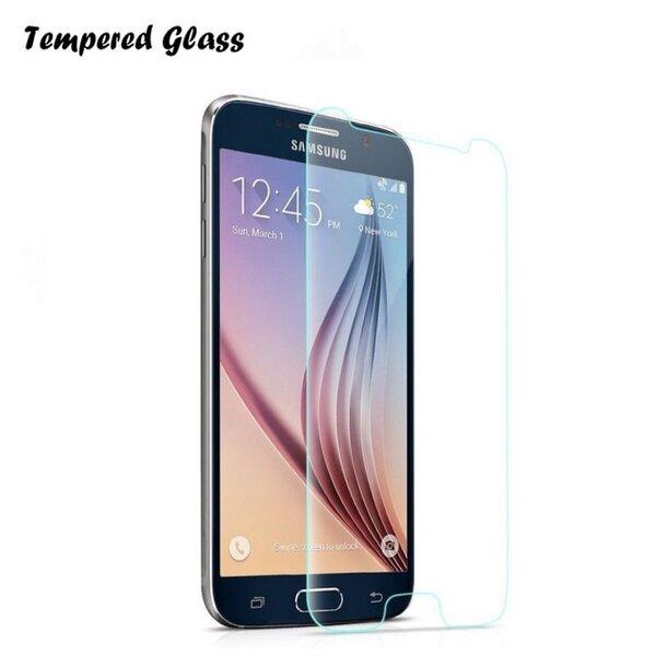 Tempered Glass Extreeme Shock Aizsargplēve-stikls Samsung G925 Galaxy S6 Edge Super Caurspīdīgs (EU Blister)