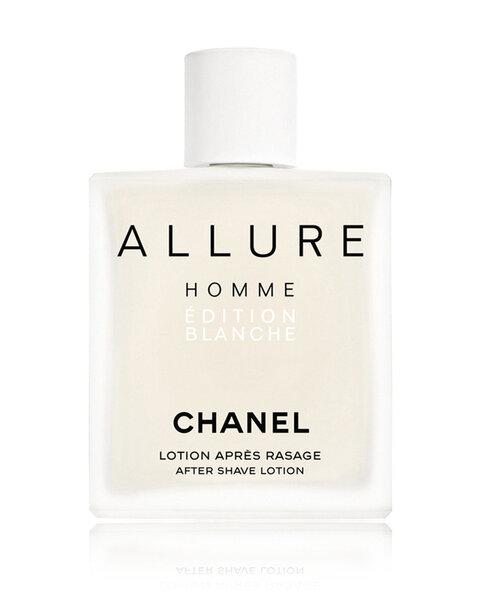 Losjons pēc skūšanāš Chanel Allure Edition Blanche 100 ml