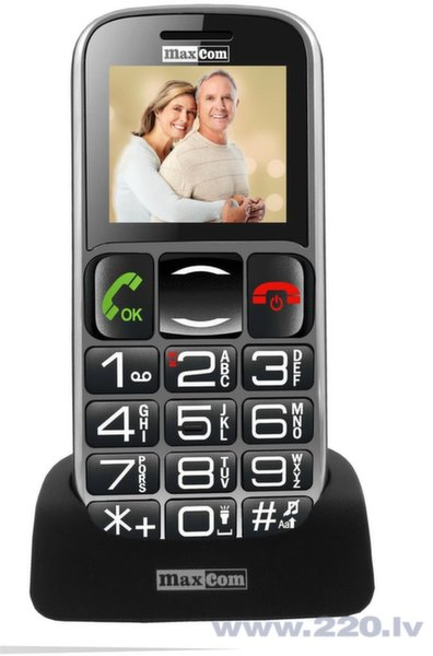 Maxcom MM462BB Black ENG