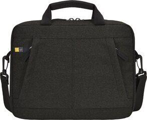 Case Logic HUXA115 Laptop case for 15'' laptop/ Huxton Attache/ Black cena un informācija | Case Logic HUXA115 Laptop case for 15'' laptop/ Huxton Attache/ Black | 220.lv