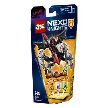 70335 LEGO® Nexo Knight Ultimate Lavaria